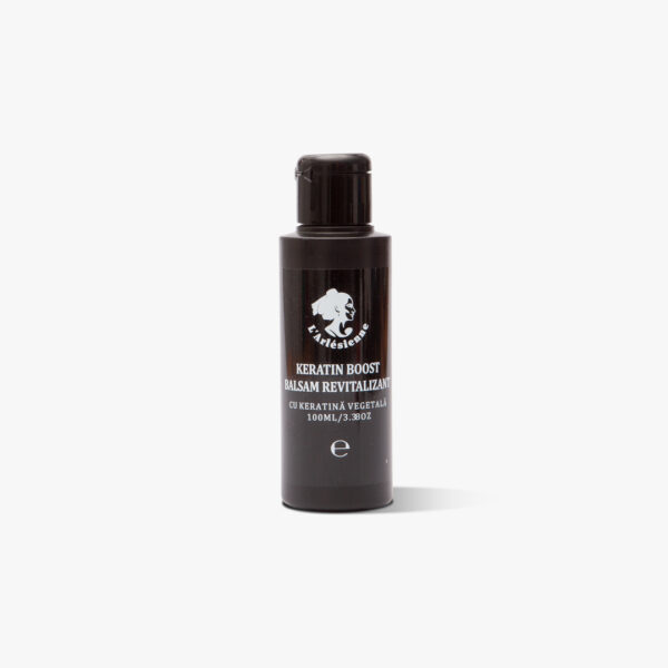 Balsam de păr cu keratină - 100% natural, organic